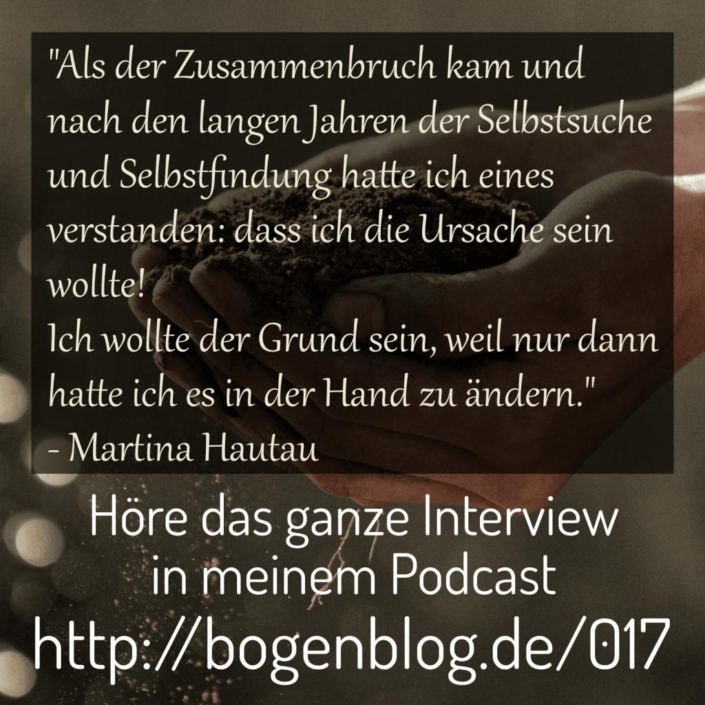EHSP 017 - Interview mit Martina Hautau - Lebensaufgabe und Hochsensibilität