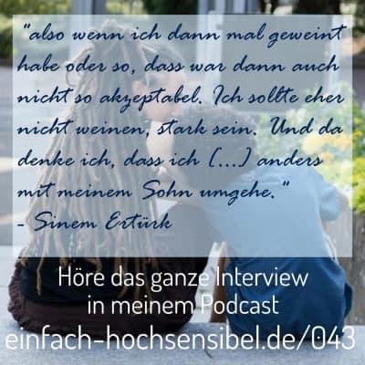 [EHSP 043] die sanfte Rebellin – Interview mit Sinem Ertürk