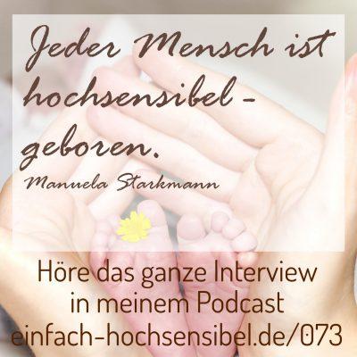 [EHSP 073] Klarheit! Ein Interview mit Manuela Starkmann