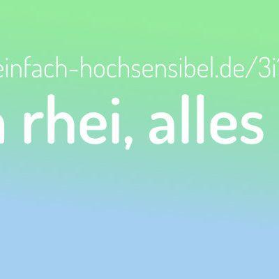 [3i 12] Panta rhei, alles fließt – Heraklit